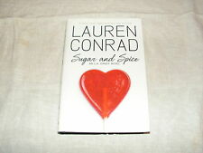 Sugar and Spice  by Lauren Conrad (2010, Hardcover) L.A. Candy series