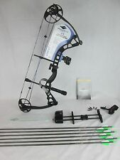 Diamond Infinite Edge Pro Left Hand Compound Bow Package Arc Black