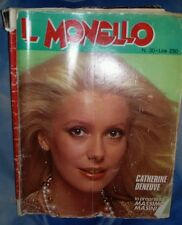 IL MONELLO  - N° 30 1974 CON CATHERINE DENEUVE