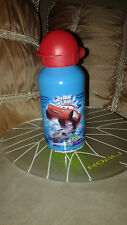 DISNEY STORE ~ CARS ALUMINUM SPORTS BOTTLE ~NWT@$8.50~ NEW IN ORIGINAL PACKAGING