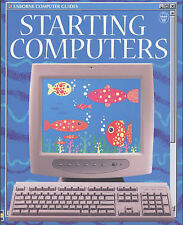 Starting Computers (Usborne Computer Guides) Meredith, Susan Excellent Book
