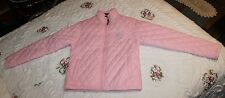 Level Wear WOMEN/Jrs S/P Pink COAT Puff Padded BIG SKY MONTANA Insulated Jacket