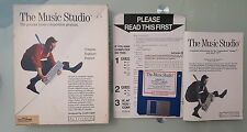 La musique studio Commodore Amiga Activision Software jeu big box