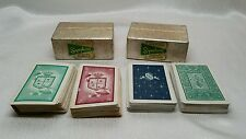 (2) SETS OF VINTAGE SYMPHONY PLAYING CARDS