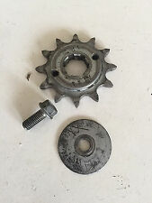 1985 1986 HONDA ATC250R 250R ENGINE SPROCKET CHAIN LOCK BOLT #092367-13691