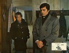 ALAIN DELON SIMONE SIGNORET LES GRANGES BRULEES 1973 PHOTO D'EXPLOITATION #3