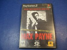 PlayStation 2, Max Payne Fugitive, New York Undercover Cop, Rated M, 2002