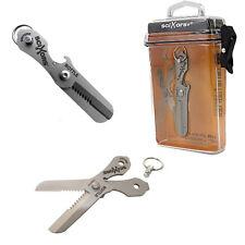 Mni-forbici apribottiglia e portachiavi mini-tools small scixors TRUE UTILITY