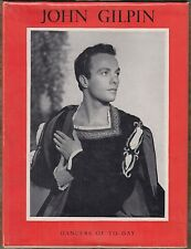 John Gilpin (Dancers of To-day) by Cyril Swinson (1957) HC/DJ 1ST~BALLET~ILLUS.