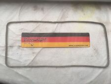 VW GOLF JETTA MK2 GREY DRIVER GTD INNER SUNROOF FELT SEAL.ANY MODEL.GENUINE