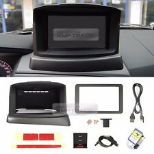 """7"""" GPS Dash Center Fascia Integrated Trim for SSANGYONG 2014-2016 Actyon Sports"""