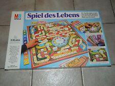 MB Spiele - Spiel des Lebens - 1981 - guter Zustand - komplett - Kultspiel