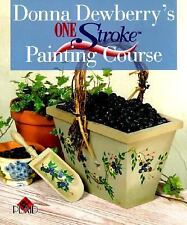 Donna Dewberry's One Stroke Painting Course-ExLibrary
