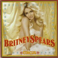 Circus by Britney Spears CD Dec 2008 Jive/Zomba