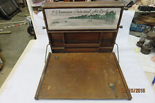 Chautauqua Industrial Art Desk School Teachers Vintage Teaching Aid