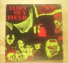 """Alien Sex Fiend - Lips Can't Go 12"""""""