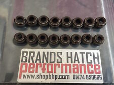 Ford Sierra Escort Cosworth YB VITON Valve Stem Seal Set Guide Rubbers