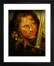 Viggo Mortensen Aragorn Framed Photo CP0795