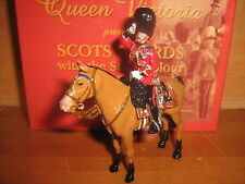 Britains Set 5993 Scots Guards Duke Of Connaught Mib