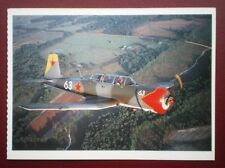 POSTCARD AIR CHINA'S CJ-6 TRAINER PLANE WARBIRDS GHOSTS FROM THE PAST