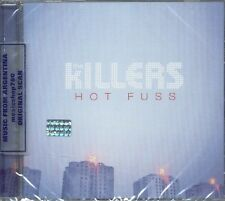 THE KILLERS HOT FUSS SEALED CD NEW