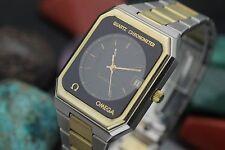 C. 1977 OMEGA Constellation Quartz Chronometer Cal. 1343 14K Gold & Steel Watch