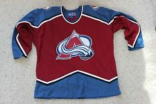 Colorado Avalanche STARTER REPLICA HOCKEY JERSEY NHL size XL Stanley Cup Winner!