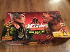 VTG 1998 Milton Bradley Small Soldiers Big Battle Game Board Game 90s Complete