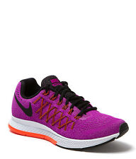 NIKE WOMEN AIR ZOOM PEGASUS 32 SHOES SIZE 8 PURPLE NEW 740344-500