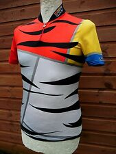VINTAGE RETRO ASSOS LOOK CYCLING JERSEY Small