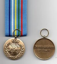 UNITED NATIONS MEDAL FOR CHAD / CENTRAL AFRICAN REPLUBLIC ( MINURCAT )