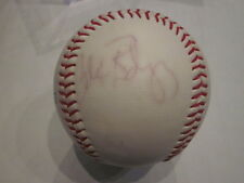 Alex Rodriguez ML Single Signed Autographed Auto Baseball PSA/DNA
