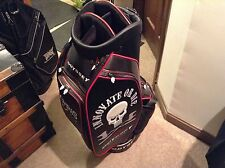 "RARE Callaway tour Staff Bag - ""Innovate or Die"" made exclusively for players"