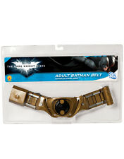 Dark Knight Rises Costume Accessory, Mens Batman Utility Belt