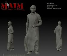 Arabic Man / 1:35 Scale resin model kit suit Iraq / Afghanistan diorama