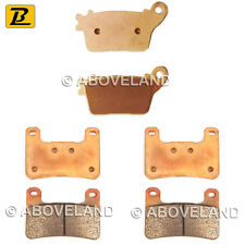 FRONT REAR Sintered Brake Pads for KAWASAKI ZX 10 R Non ABS ZX 1000 2015