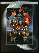 DOUBLE DRAGON__Original 1995 Trade Print AD / poster__SCOTT WOLF__MARK DACASCOS