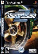 PlayStation2 Need for Speed Underground 2 VideoGames