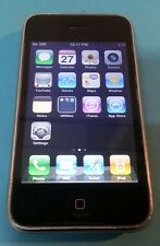 Apple iPhone 3G 8GB Black AT&T Fair Condition Fully Functional GREAT DEAL
