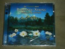 The Ultimate Most Romantic String Music in the Universe Dbl CD sealed