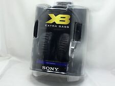 SONY MDR-XB500 Headband Headphones with Box Not-used condition Japan RetailModel
