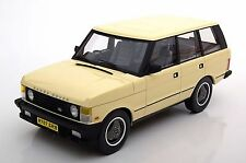 LS Collectibles 1986 Range Rover Series 1 Beige LE of 150 1/18 New! In Stock!