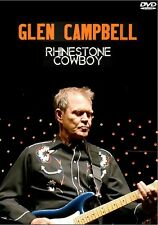 GLEN CAMPBELL: RHINESTONE COWBOY - BBC DOCUMENTARY DVD + AN EVENING WITH ......