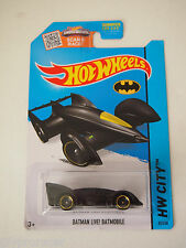Hot Wheels BATMAN LIVE BATMOBILE HW CITY 65/250