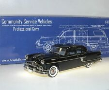 Brooklin Models CSV.25, 1954 Packard Patrician Four Door Sedan, black, 1/43