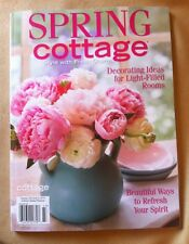 Spring Cottage Journal Spring 2014 FREE SHIPPING Ideas Light Filled Room Refresh