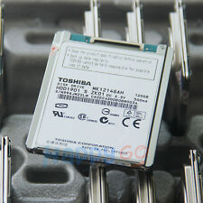 120GB Toshiba MK1214GAH FOR Dell XT/D430/D420 HP 2510P/2710P Sony VAIO VGN-TZ‏