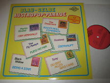 LP/BLAU GELBE AUSTROPOP PARADE/MARTIN GRUBER/THE DREAMERS/THE FLY AWAYS/TONY