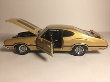 Danbury Mint 1970 Oldsmobile 442 Coupe (Limited Edition) 1:24 Diecast