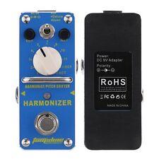Aroma Guitar Pedal Tomsline AHAR-3 Harmonizer Harmonist/Pitch Shifter -431#